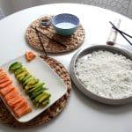 Makis, California rolls, Nigiri & Sashimi : Ingrédients nécessaires... | L'Atelier de Noisette