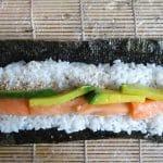 Makis, California rolls, Nigiri & Sashimi | L'Atelier de Noisette
