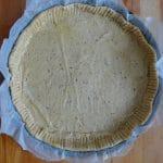 Tarte potimarron & chèvre frais - Pâte brisée prête à être cuite ... | L'Atelier de Noisette
