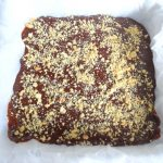 Peanut butter Brownie, Avant cuisson... | L'Atelier de Noisette
