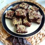 Peanut butter Brownie, ... Après cuisson ! | L'Atelier de Noisette