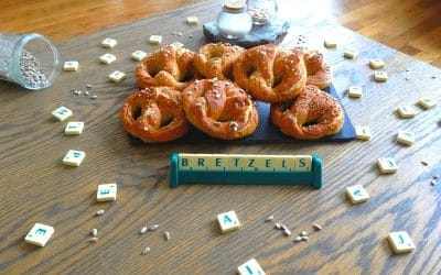 Bretzels Vegan