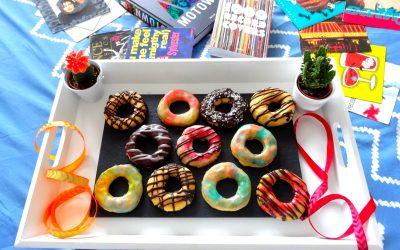 Donuts au four Vegan