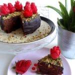 Gâteau choco-noisette vegan, Miam ! | L'Atelier de Noisette