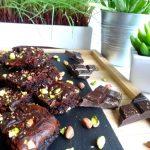 Brownie au halva pistache, Miam ! | L'Atelier de Noisette