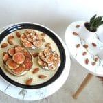 Tartelettes amandes & figues fraîches