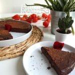 Choco-Beetroot Brownie | L'Atelier de Noisette