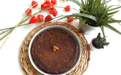 Choco-Beetroot brownie