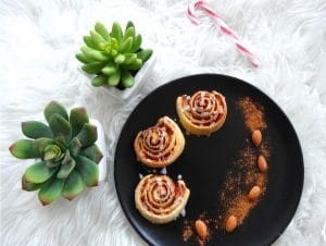 Cinnamon Rolls Vegan | L'Atelier de Noisette