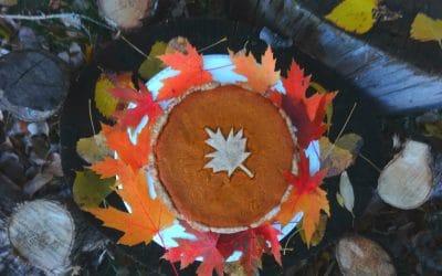 Pumpkin pie (ou tarte à la citrouille)